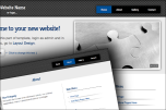 Carbon website template
