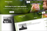 Couple website template