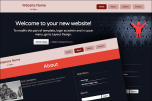 Crowd website template
