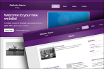 Ko-01 website template
