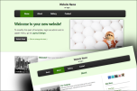 Ko-03 website template