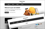 Ko-04 website template