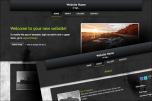 Wall website template