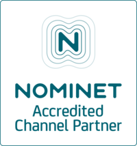 Nominet accredited registrar logo